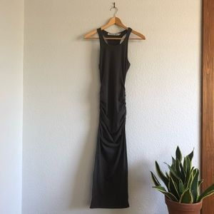 Michael Stars Grey Maxi Dress NWOT